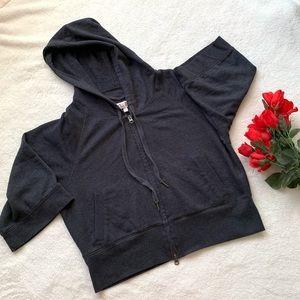 VSX Cropped hoodie